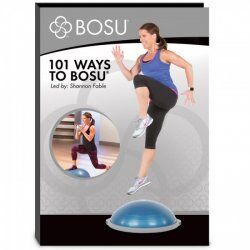 BOSU DVD 101 ways to BOSU