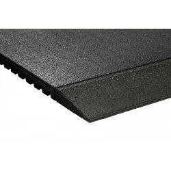 Oploop profiel 100x20x4,3cm voor Rubber Granulaat tegel extreme 100x100x4,3 cm