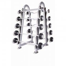 Halter-stangen rack