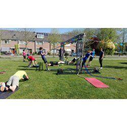 M3Fsport mobiel fitness frame
