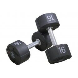 Fixed Dumbbells PU 1-60 kg