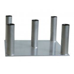 Vertical barbell rack voor 50mm bars