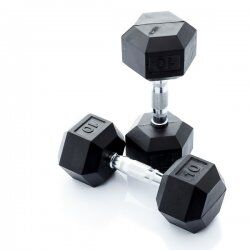 Hexagon Dumbbells 1 t/m 60 kg