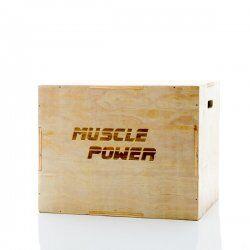 Houten Plyo box