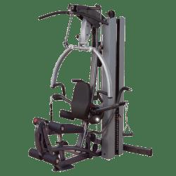 Body Solid Fusion 600 multigym 140 kg