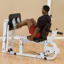 Optional Leg Press-Calf Includes 210LB