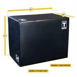 Soft Plyo Box  Body Solid (3 in 1)