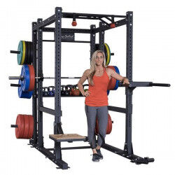 Body-Solid Full Commercial Power Rack Package
