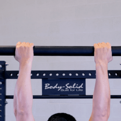 Fat Chinning Bar SPRCB-Voor extra grip