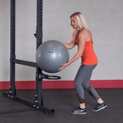 Gym bal houder voor SPR1000 Power Rack