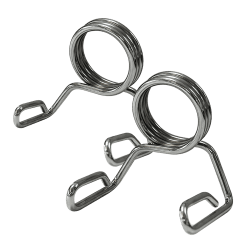 Body-Solid Olympic spring clip pair