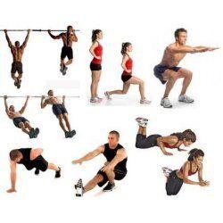 Lichaams-gewicht
