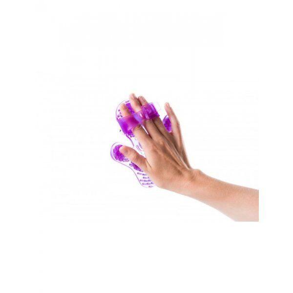 Massage handschoen Flowee
