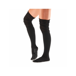 Tavi Noir sokken dicht over knie | Ebony