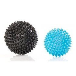 Active Spikey Massage Ball set (Ø7 en Ø9cm)