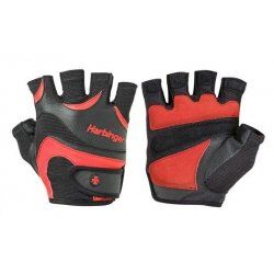 Harbinger 138 - FlexFit wash dry Black Red