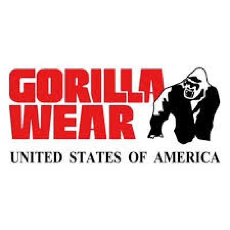 a6c768637001 ... Gorilla Wear Gym Bag Gold edition