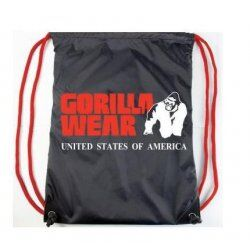 Gorilla Wear Drawstring Bag