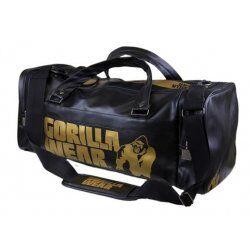 Gorilla Wear Gym Bag Gold edition