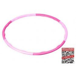 Gymstick roze hoela hoep 0.75 kg