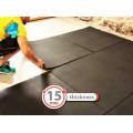 Rubber sporttegels|Fitness en crossfit