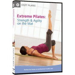 Stott DVD | Extreme Pilates, Strength & Agility on the Mat