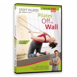 Stott DVD - Pilates Off the Wall