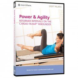 Stott DVD - Power and Agility for Reformer