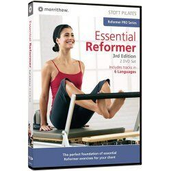 Stott Two DVD Set - Essential Reformer