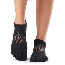 Antislip Sokken Enkel Met Tenen Dasher – ToeSox