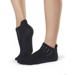 Antislip Sokken Enkel Met Tenen In Flash - ToeSox
