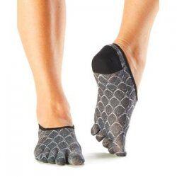 ToeSox sneakersokken met tenen Casual Dash in Deco