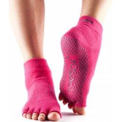 Toesox sokken zonder tenen Fuchsia