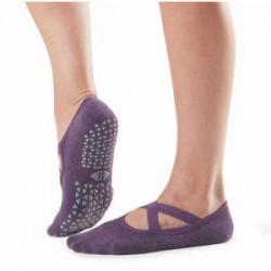 Antislip Sokken Chloe Lavender – Tavi Noir