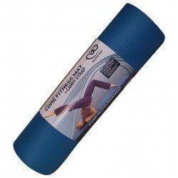 Core Fitness Mat 182x58x1 cm Blauw