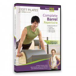 Stott DVD - Complete Barrel Repertoire