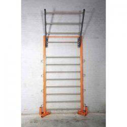 Functional wall rack grijs