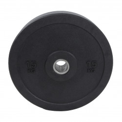 LMX97 Hi-Temp bumper plate (EU) 50mm - black (15kg)