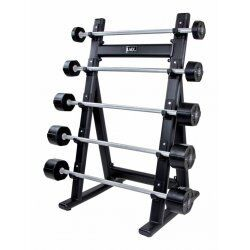 Fixed bars rack