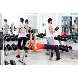 Halters en gewichten