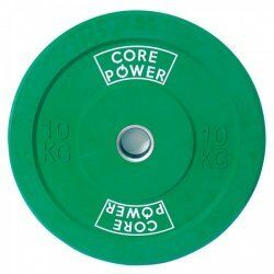 Olympic Bumper Plate 10 kg Core Power
