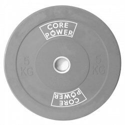 Olympic Bumper Plate 5 kg Core Power