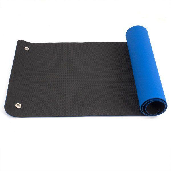 Yogamat met ophang ogen 173x61x0,6cm
