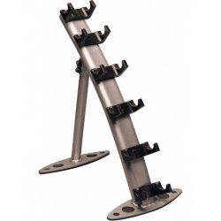 Body Solid Vinyl Dumbbell rack 3 paar
