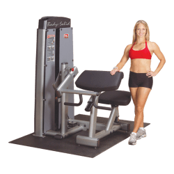 Body-Solid Pro Dual Bicep & Tricep Machine DBTC-SF