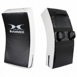 Hammer Boxing Forearm Shield Gebogen 15x75x35cm