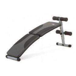 Inklapbare Buikspierplank met ergonomische leuning