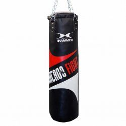 Hammer Bokszak Chicago Fight black 100 x 30 cm