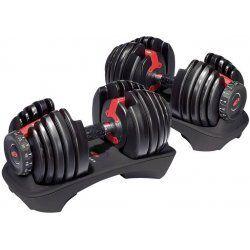 Bowflex™ SelectTech™ 552i 24 kg set