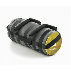 Toorx Powerbag 5 kg met 7 hendels - grijs - geel